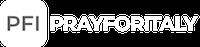 Pray For Italy Logo